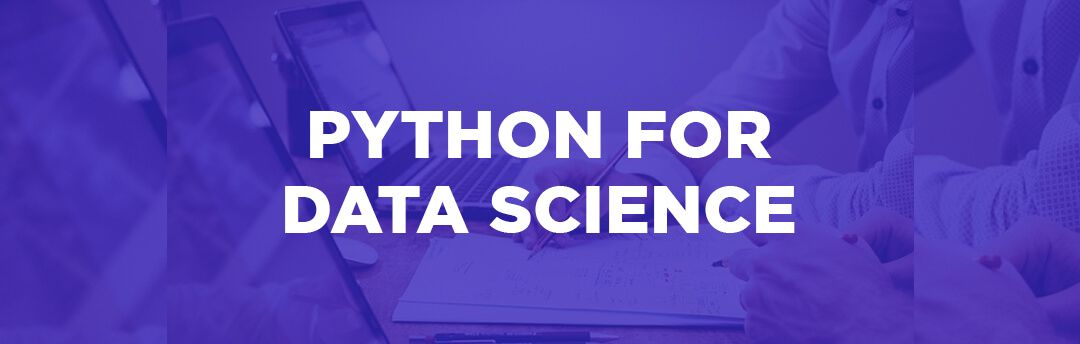 Python for Data Science vacancy 1080x344